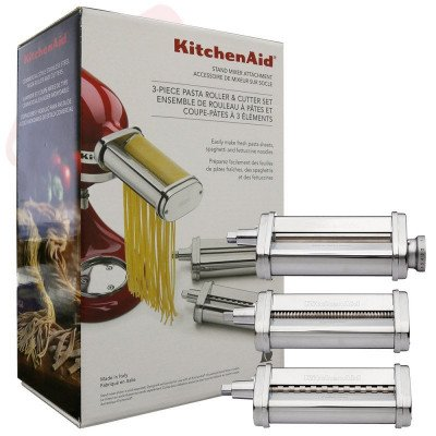 stand mixer - pasta roller and cutter attachment picture 1