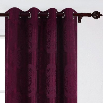 pannel curtains picture 2