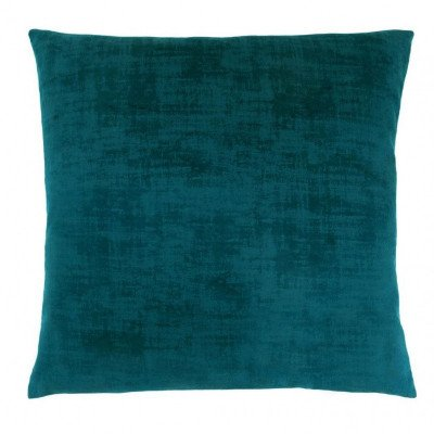 Velvet Decorative Pillow - teal picture 2