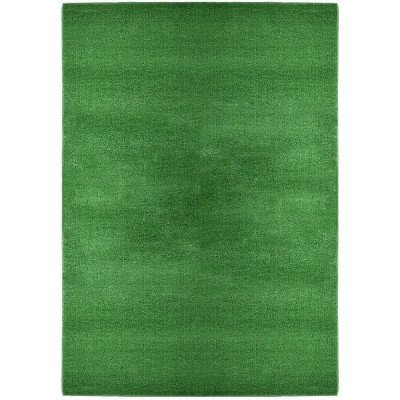 Turf Green Rectangular Area Rug picture 2