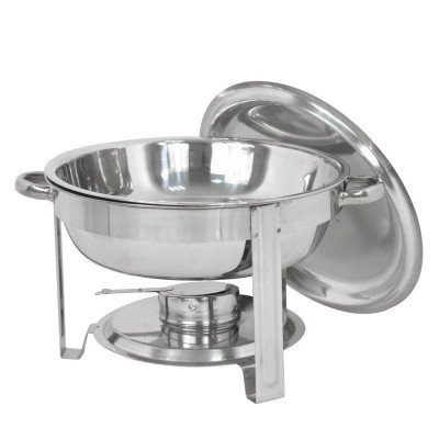 Stainless Steel Chafing Dish Round picture 2