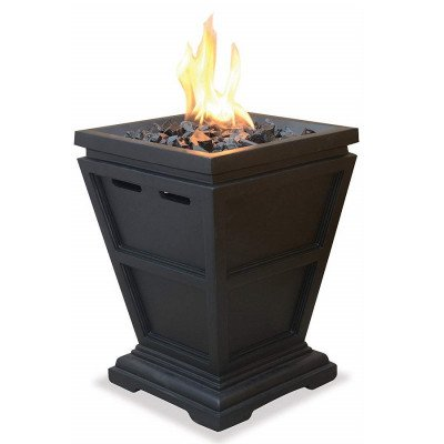 gas outdoor tabletop fireplace picture 2