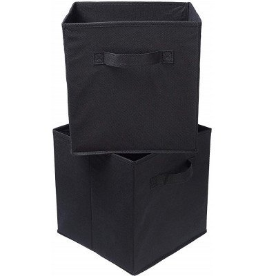 foldable storage bins cubes picture 2