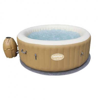 inflatable hot tub spa picture 1