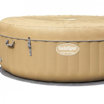 inflatable hot tub spa picture 2