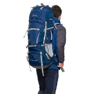 70l internal frame hiking backpack picture 1