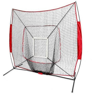 batting and pitching net