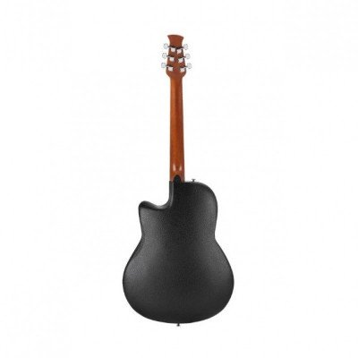 acoustic guitar - gloss black-2