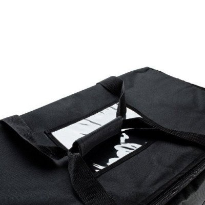 insulated nylon food delivery bag-1