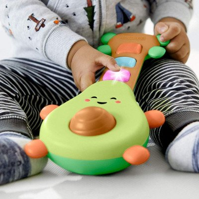 guitar developmental musical toy