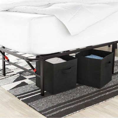 foldable storage bins cubes