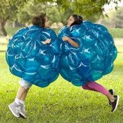 wearable inflatable bumper balls