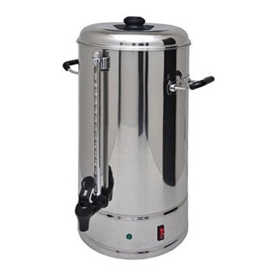 coffee maker and hot water heater urn