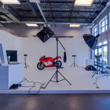 Photography & film studio space