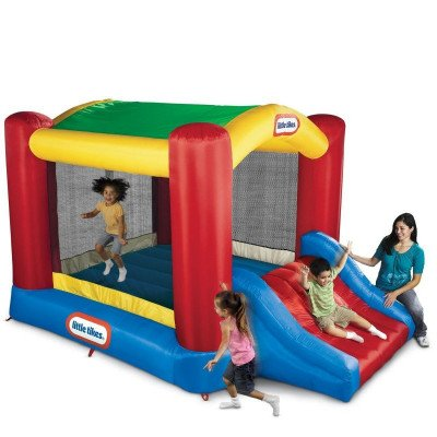 jump n slide bouncer picture 2