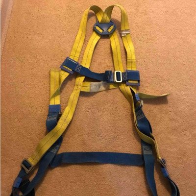 class a/ csa approved safety harness-2