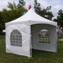 Frame tent- 10' x 10'