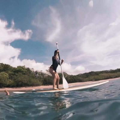 Tamarindo inflatable SUP picture 1