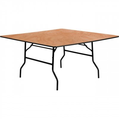 "Table, Square, 60"" picture 1"