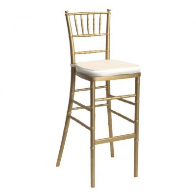 Chair, Chiavari, Gold, Barstool picture 1