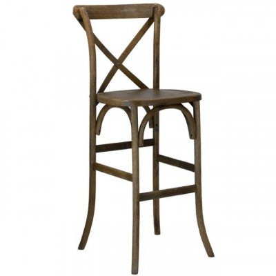 Chair, Crossback, Barstool picture 1