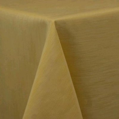 """Round Tablecloth 84"""" Majestic Maize picture 1"""
