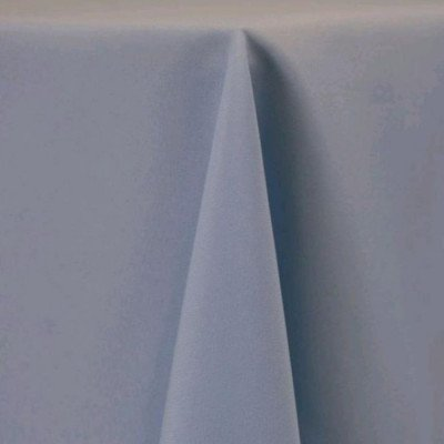Tablecloth 60X120 Poly Light Blue picture 1
