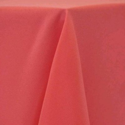 """Round Tablecloth 84"""" Poly Flamingo picture 1"""