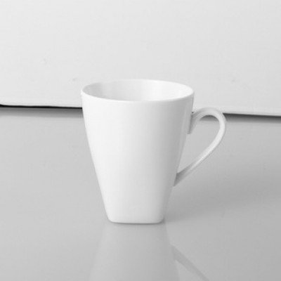 Cup, 9 Oz. Coffee White Square picture 1