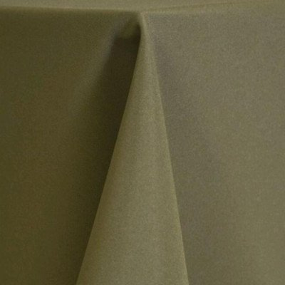 Tablecloth 60X120 Poly Olive picture 1