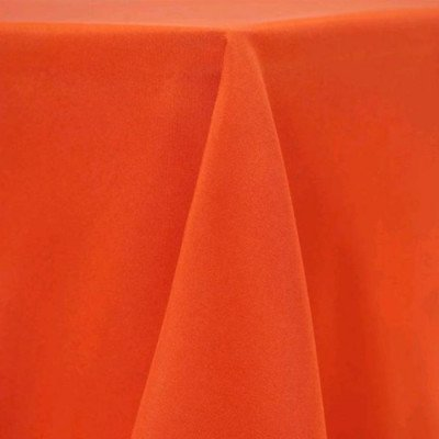 Tablecloth 60X120 Poly Orange picture 1