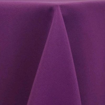 Tablecloth 60X120 Poly Plum picture 1