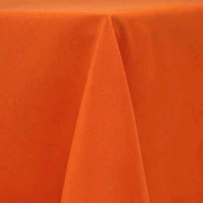Tablecloth 60X120 Poly Pumpkin picture 1