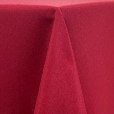 Tablecloth 60X120 Poly Ruby picture 1