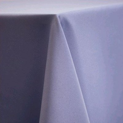 "Tablerunner Poly Periwinkle 12"" X 108"" picture 1"