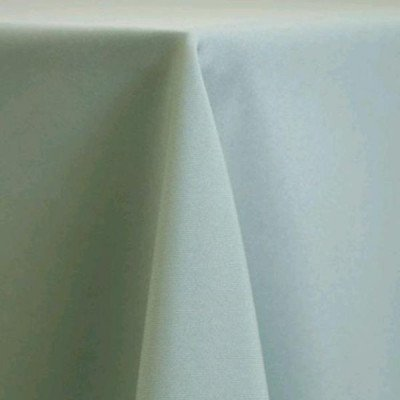 Tablecloth 90X156 Poly Seamist picture 1