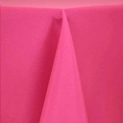 """Round Tablecloth 120"""" Poly Fruit Punch picture 1"""