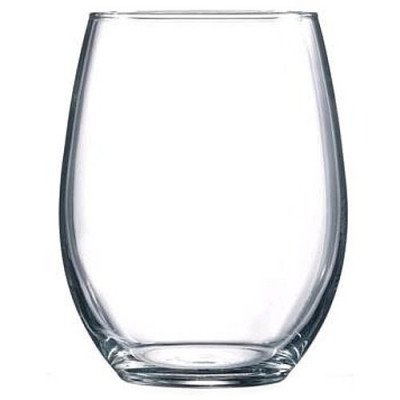 Glass, Stemless Wine 15Oz picture 1