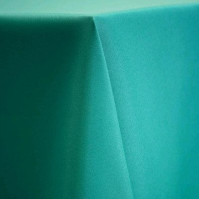 """Round Tablecloth 120"""" Poly Jade picture 1"""