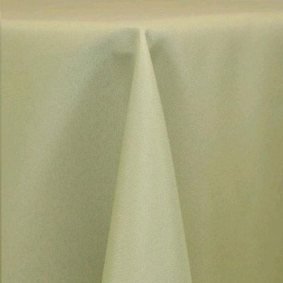 "Round Tablecloth 96"" Poly Clover picture 1"