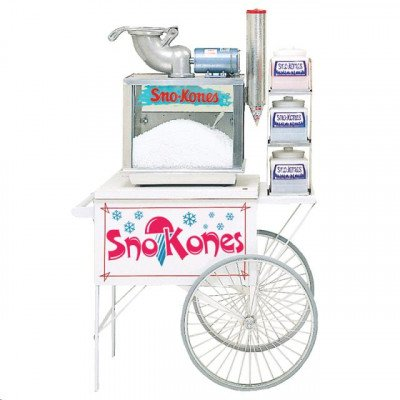 Snow Cone Cart picture 2