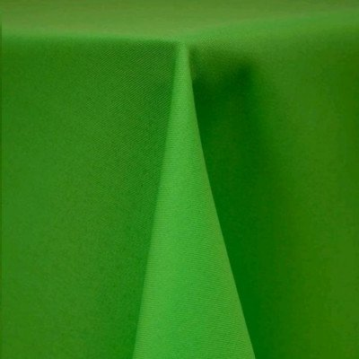 "Round Tablecloth 120"" Poly Neon Green picture 1"