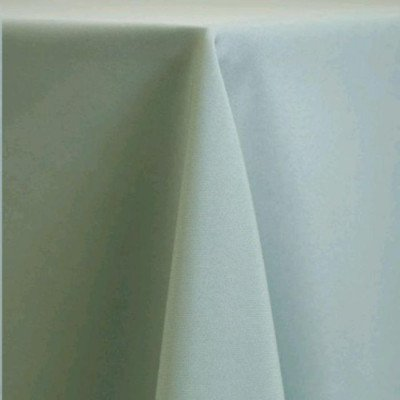 """Round Tablecloth 120"""" Poly Seamist picture 1"""