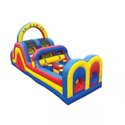 Moonwalk, Zip It 25' Inflatable Obstacle Course picture 1