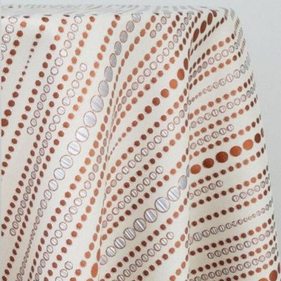 "Round Tablecloth 120"" Sorrento picture 2"