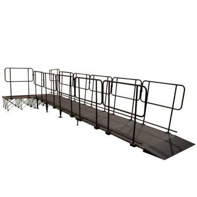 """Ramp 24"""" Tall Stage picture 2"""