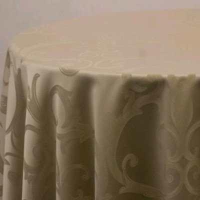 Tablecloth 90X132 Chopin Ivory picture 1
