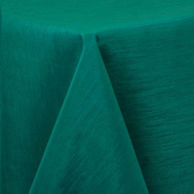 """Round Tablecloth 108"""" Majestic Teal picture 1"""