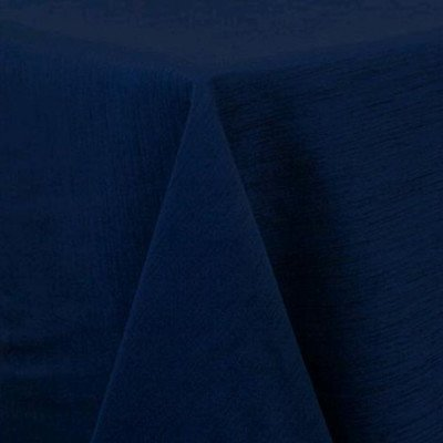 Tablecloth 90X132 Majestic Navy picture 1