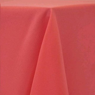 """Round Tablecloth 108"""" Poly Flamingo picture 1"""